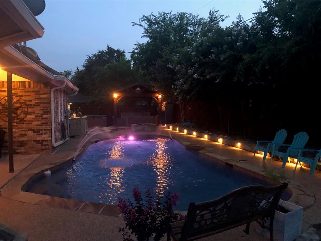 Sold Property   2505 Stonegate Drive Bedford, Texas 76021 39