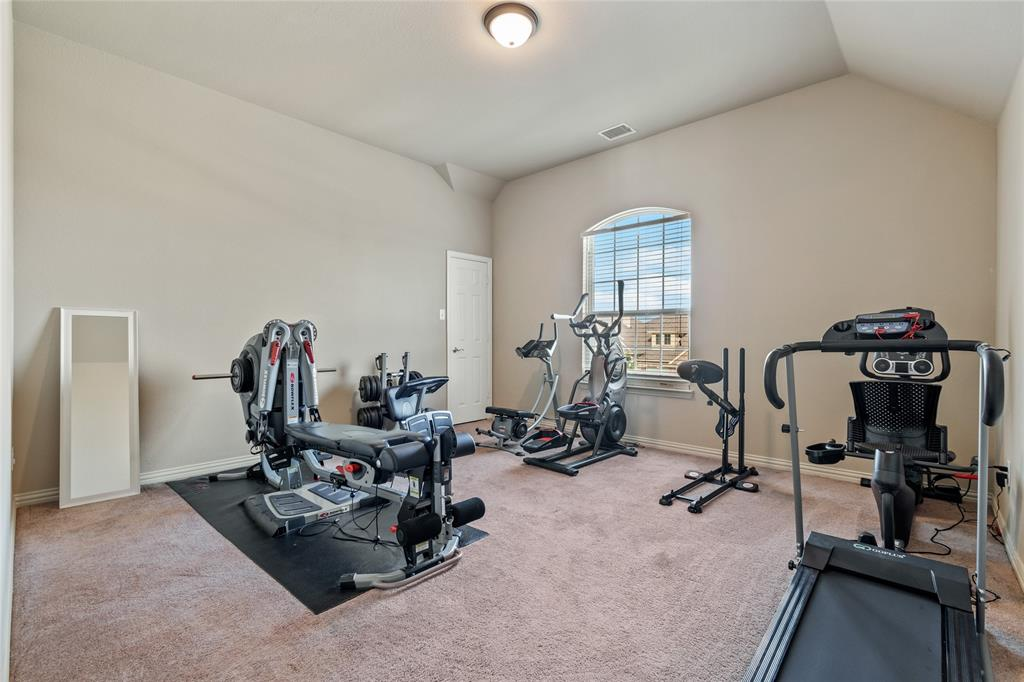 Active Option Contract | 13901 Sparrow Hill Drive Little Elm, Texas 75068 34