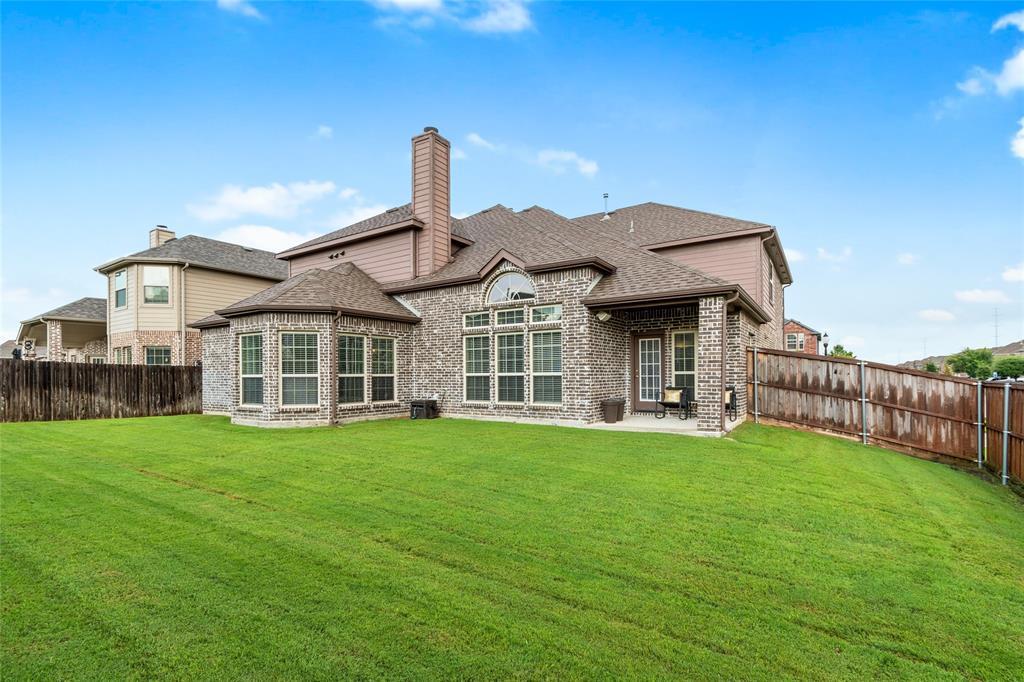 Active Option Contract | 13901 Sparrow Hill Drive Little Elm, Texas 75068 38