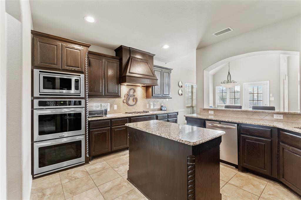 Active Option Contract | 13901 Sparrow Hill Drive Little Elm, Texas 75068 8