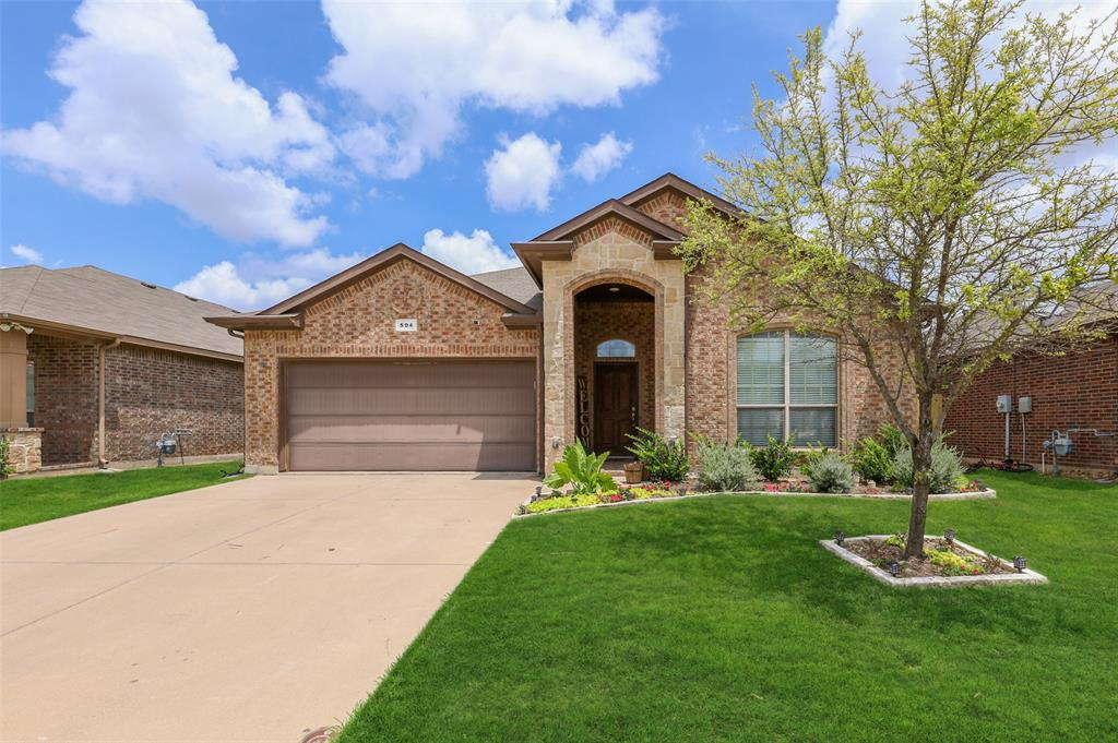 Active Option Contract   504 Branding Iron Trail Fort Worth, Texas 76131 1