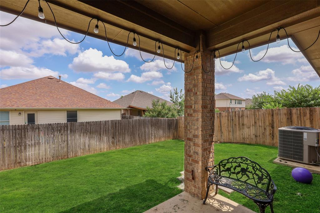 Active Option Contract   504 Branding Iron Trail Fort Worth, Texas 76131 25