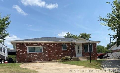 Active   503 E Pierce McAlester, Oklahoma 74501 0