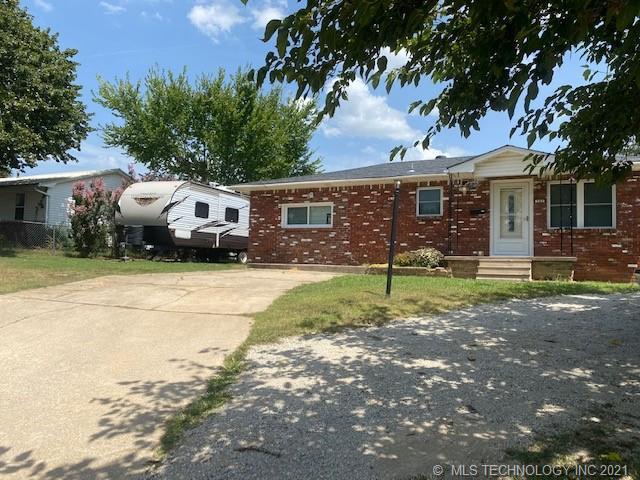 Active   503 E Pierce McAlester, Oklahoma 74501 2