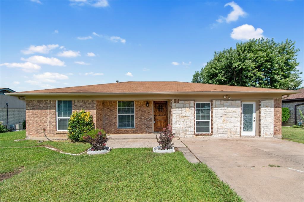Sold Property   5933 Jackie Terrace Watauga, Texas 76148 0
