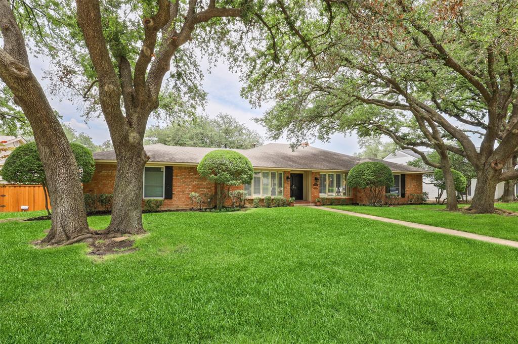 Pending | 7507 Cliffbrook Drive Dallas, Texas 75254 3