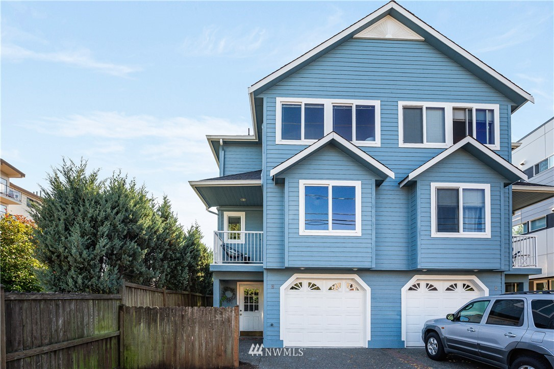 Sold Property | 9039 Mary Avenue NW #A Seattle, WA 98117 0