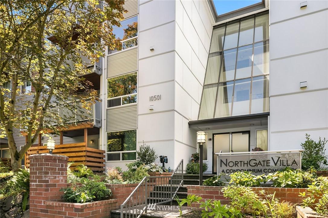 Sold Property   10501 8th Avenue NE #109 Seattle, WA 98125 0