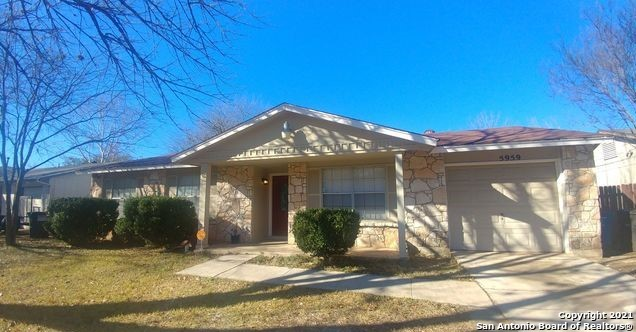 Off Market   5959 CLIFF VALLEY DR San Antonio, TX 78250 0