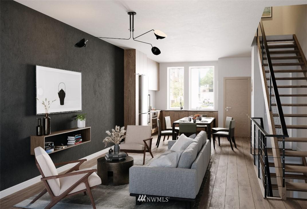 Sold Property   73 E Lynn Street Seattle, WA 98102 2
