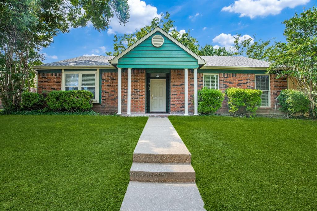 Leased | 255 Barclay Avenue Coppell, Texas 75019 1