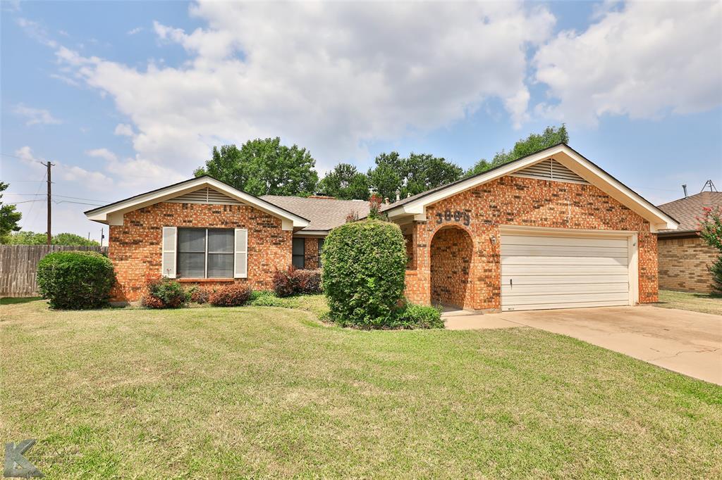 Sold Property   3009 Red Oak Circle Abilene, Texas 79606 2