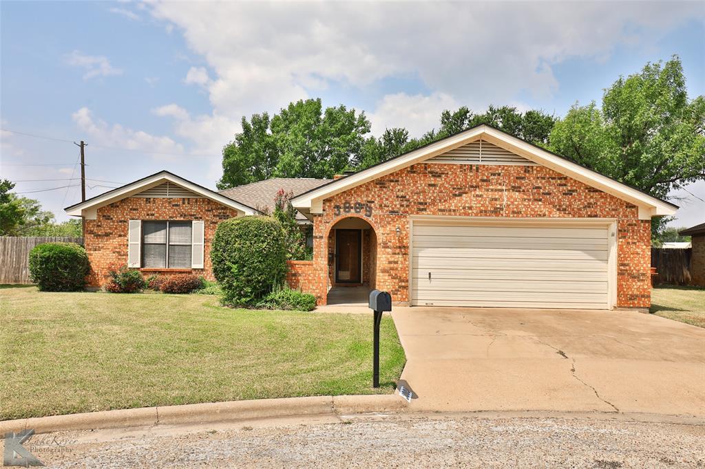 Sold Property   3009 Red Oak Circle Abilene, Texas 79606 3