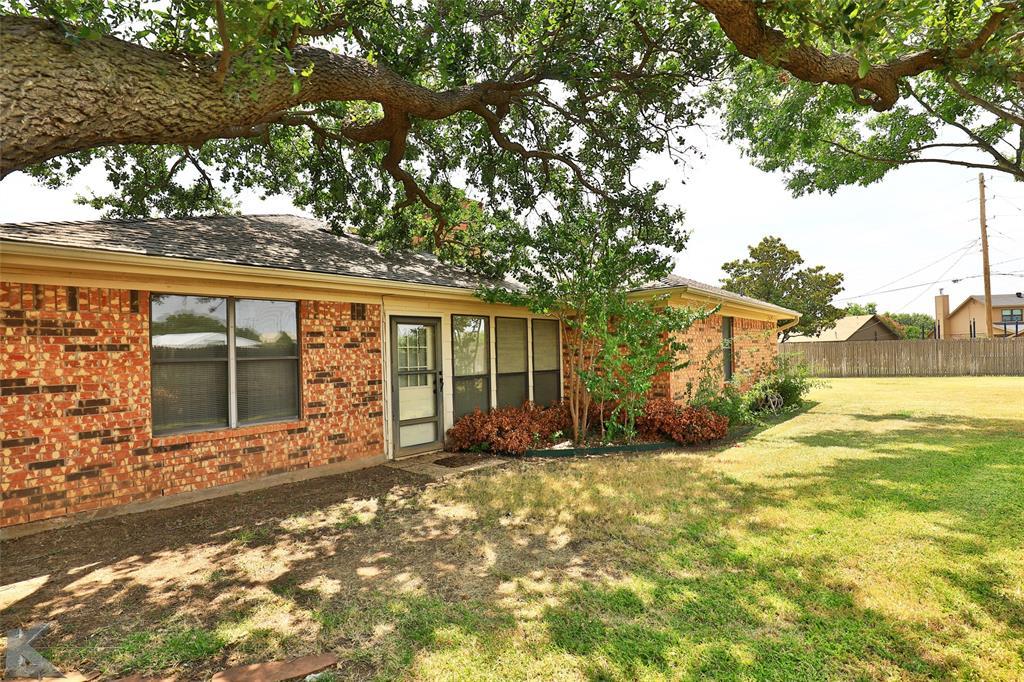 Sold Property   3009 Red Oak Circle Abilene, Texas 79606 37
