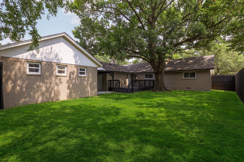 Sold Property   1422 Chippewa Drive Richardson, Texas 75080 33