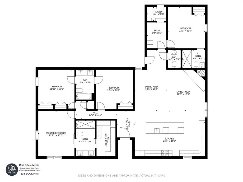 Sold Property   1422 Chippewa Drive Richardson, Texas 75080 39