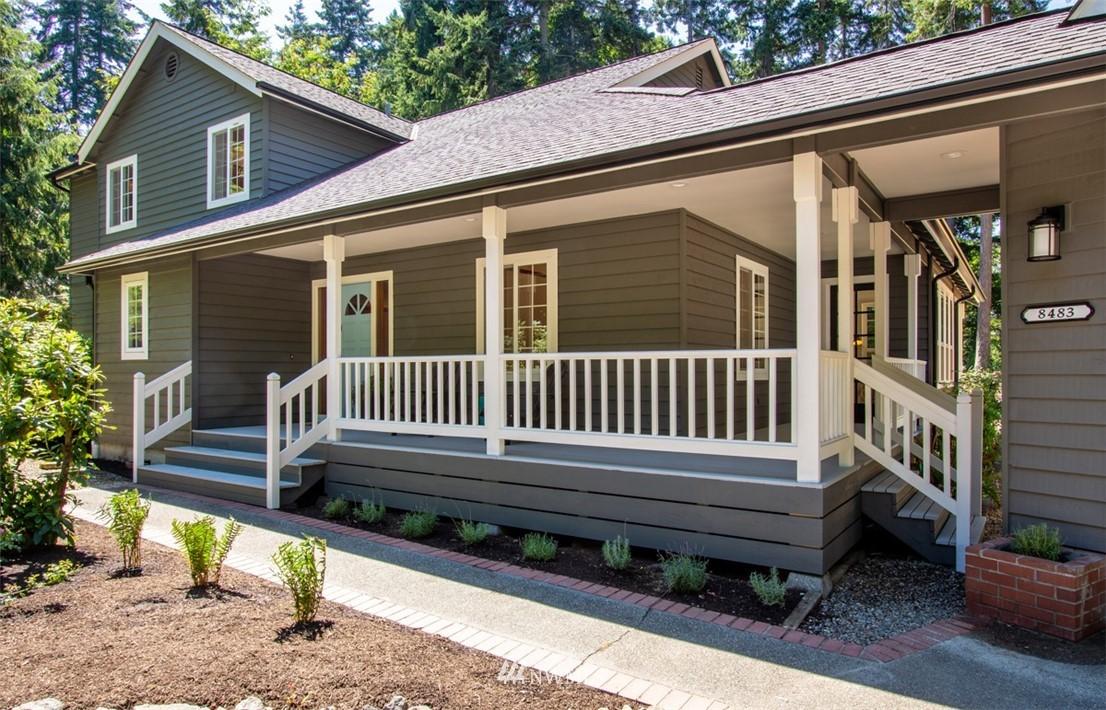 Sold Property   8483 Ferncliff Avenue NE Bainbridge Island, WA 98110 0