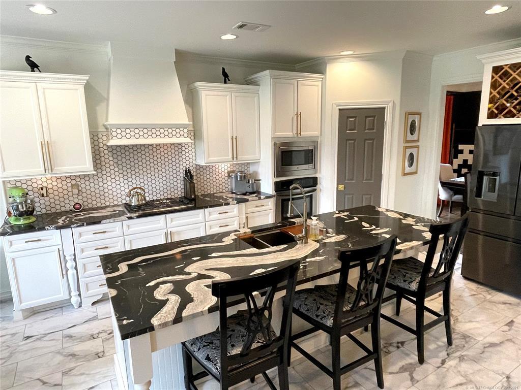 First time buyer homes in Broken Arrow. | 3604 W Broadway Street Broken Arrow, Oklahoma 74012 14