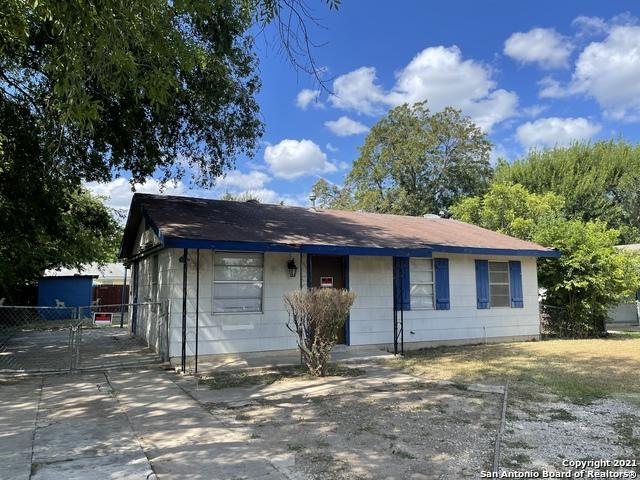Pending | 2707 LAGOON DR San Antonio, TX 78224 0