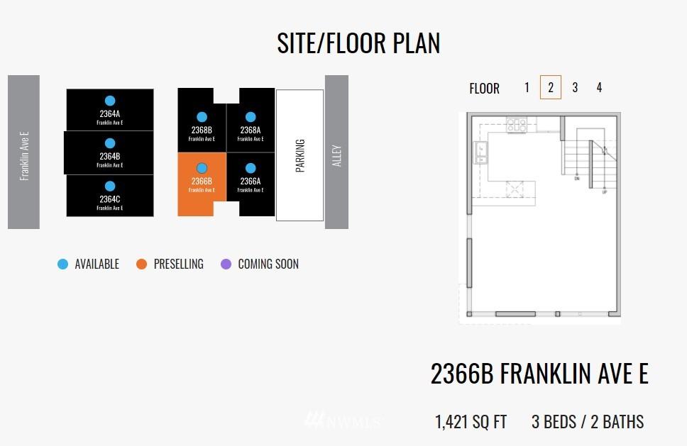 Sold Property   2364 Franklin Avenue E #A Seattle, WA 98102 32