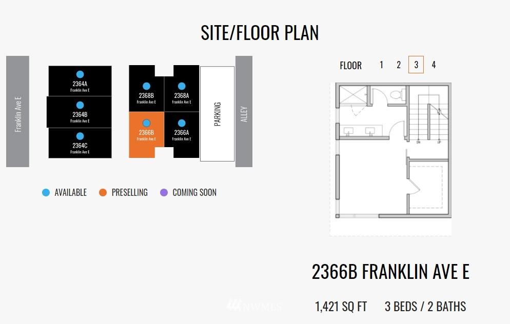 Sold Property   2364 Franklin Avenue E #A Seattle, WA 98102 33