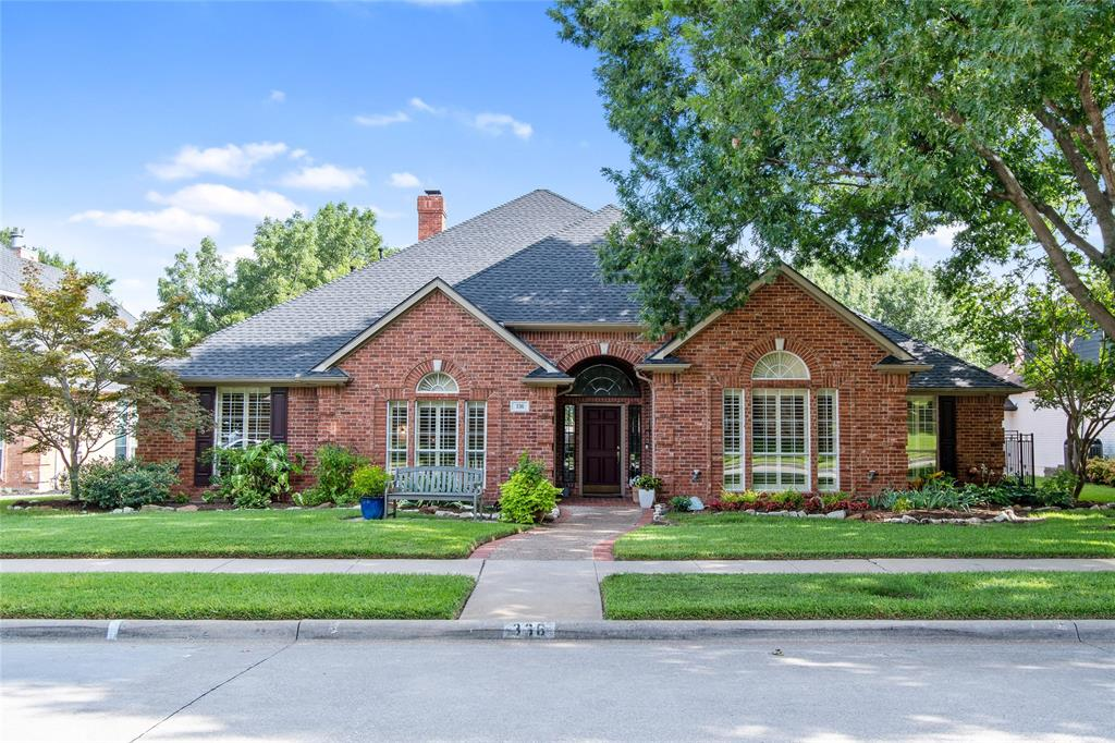 Sold Property | 336 Cedar Crest Drive Coppell, Texas 75019 1