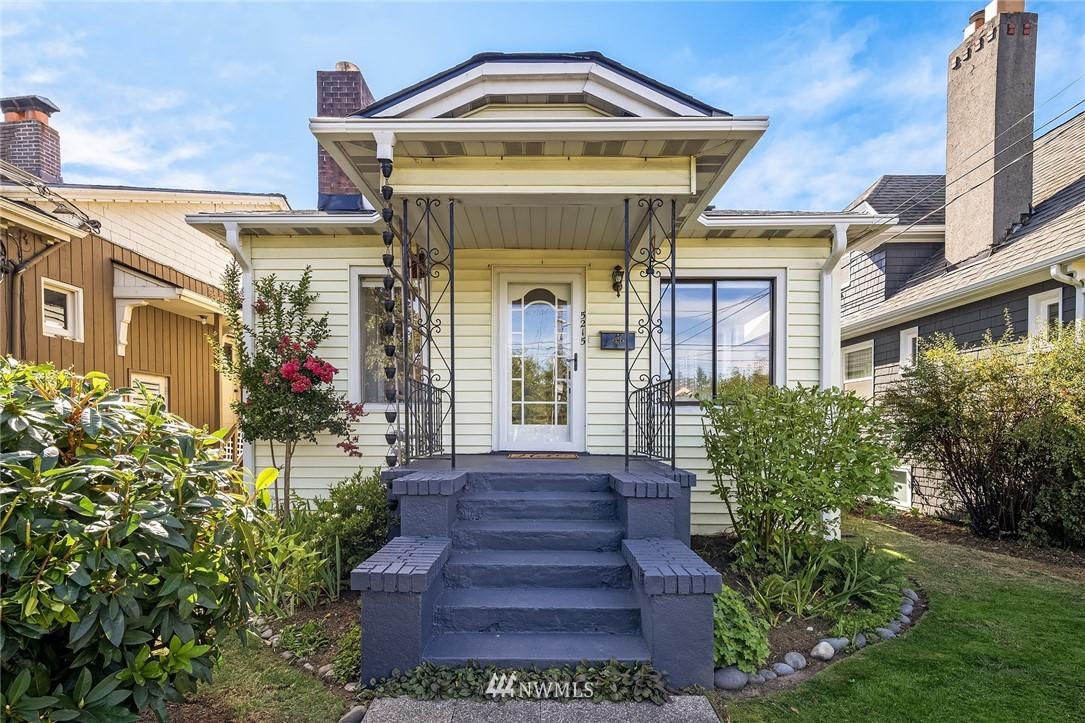 Sold Property   5215 Latona Avenue NE Seattle, WA 98105 1