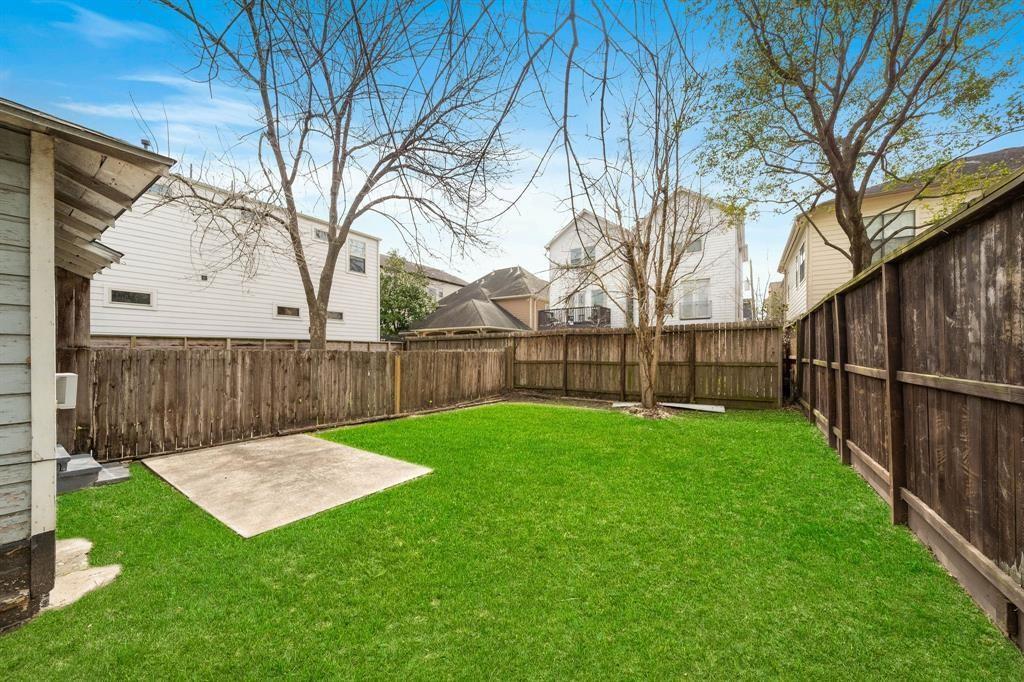Off Market | 6125 Hamman Street Houston, Texas 77007 7