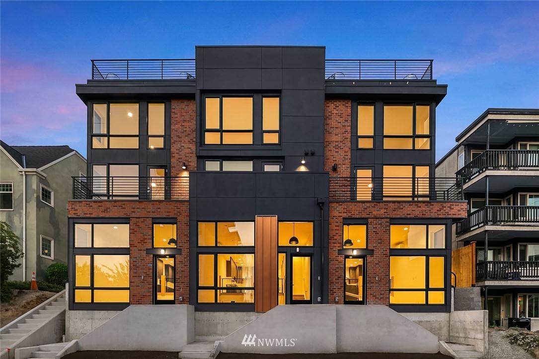 Sold Property   2366 Franklin Avenue E #A Seattle, WA 98102 0