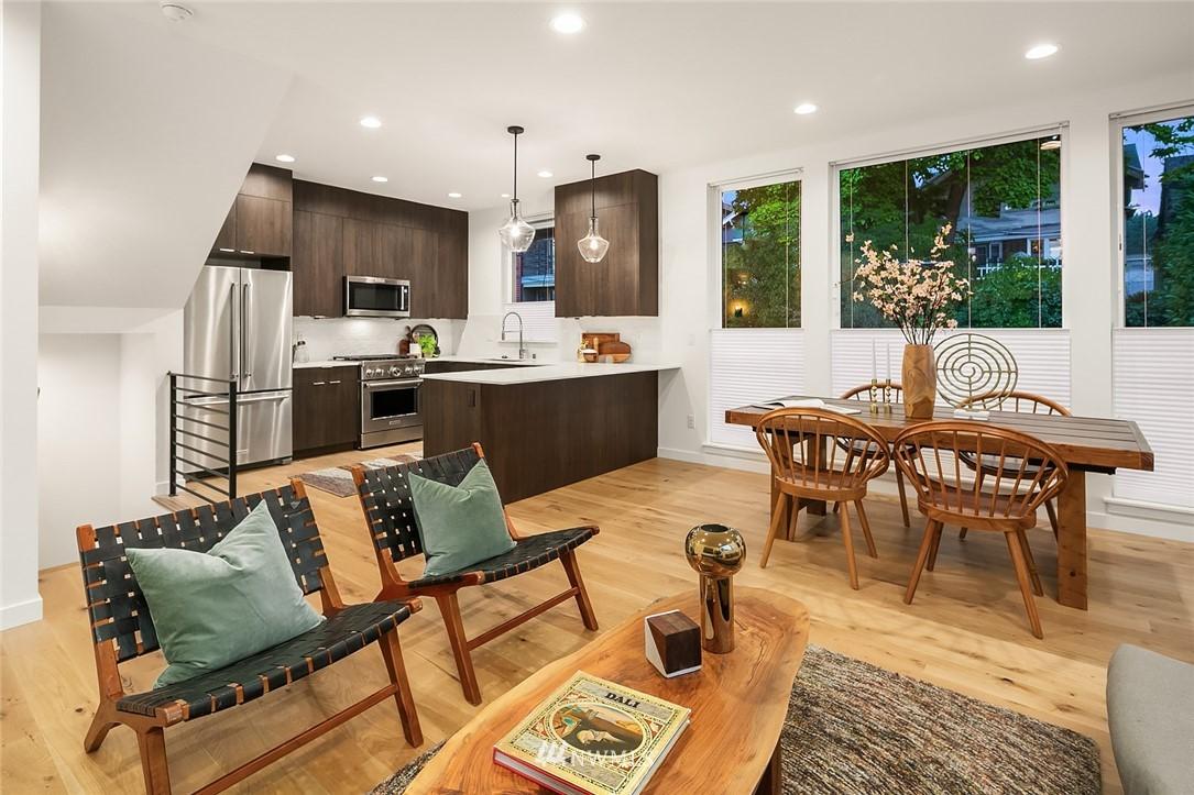 Sold Property   2366 Franklin Avenue E #A Seattle, WA 98102 2