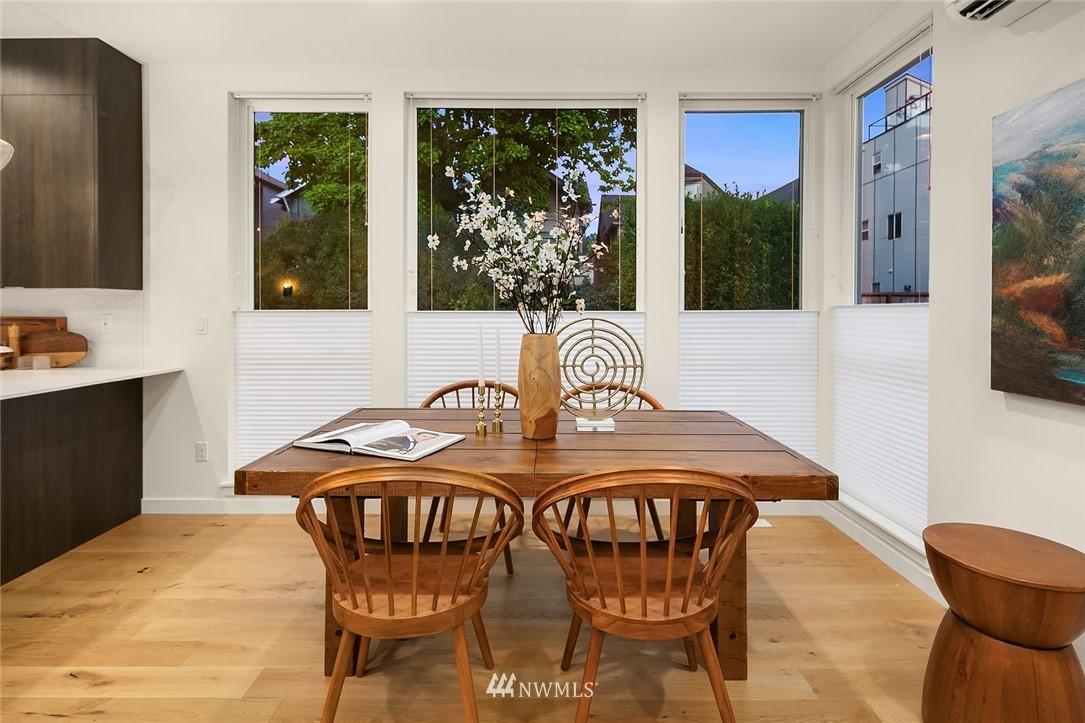 Sold Property   2366 Franklin Avenue E #A Seattle, WA 98102 5