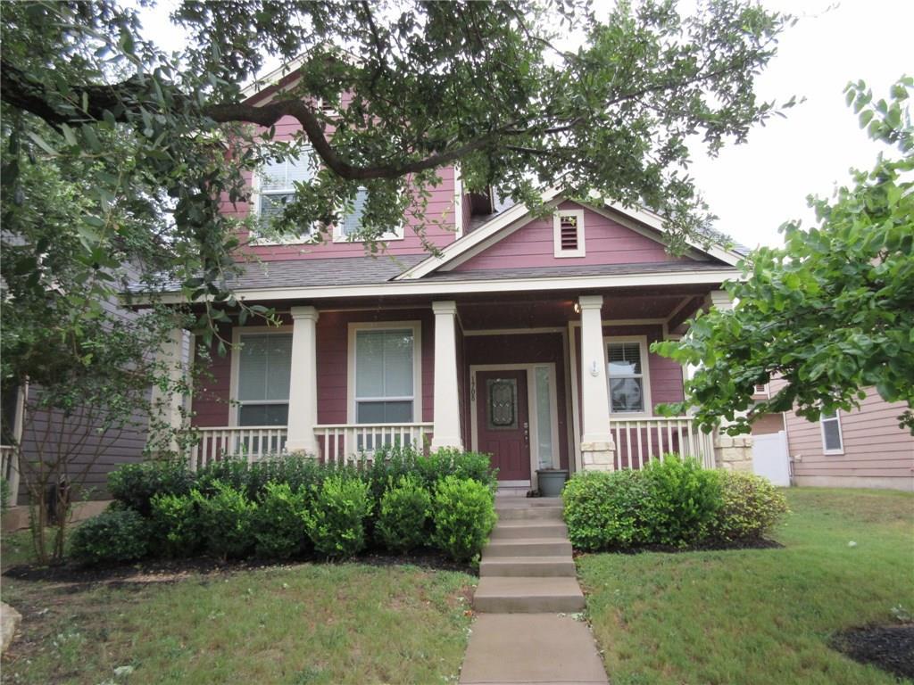 Closed | 1708 Sandhills Drive Cedar Park, TX 78613 1