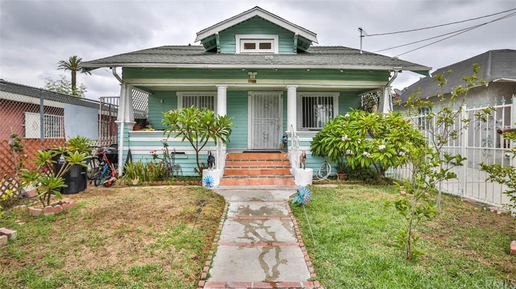 Active   1563 E 33rd Los Angeles, CA 90011 1