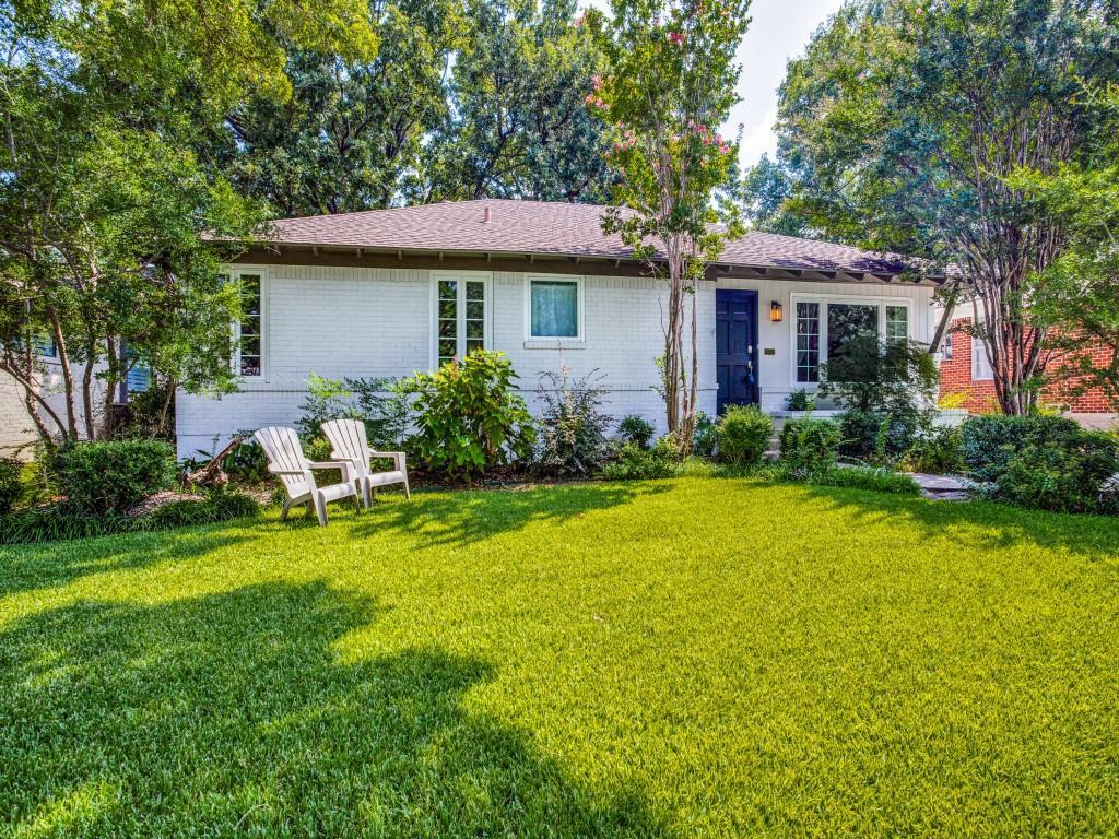 Active Option Contract | 6166 Woodcrest Lane Dallas, Texas 75214 0
