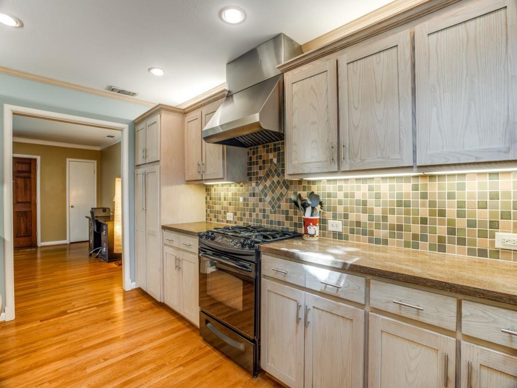 Active Option Contract | 6166 Woodcrest Lane Dallas, Texas 75214 14