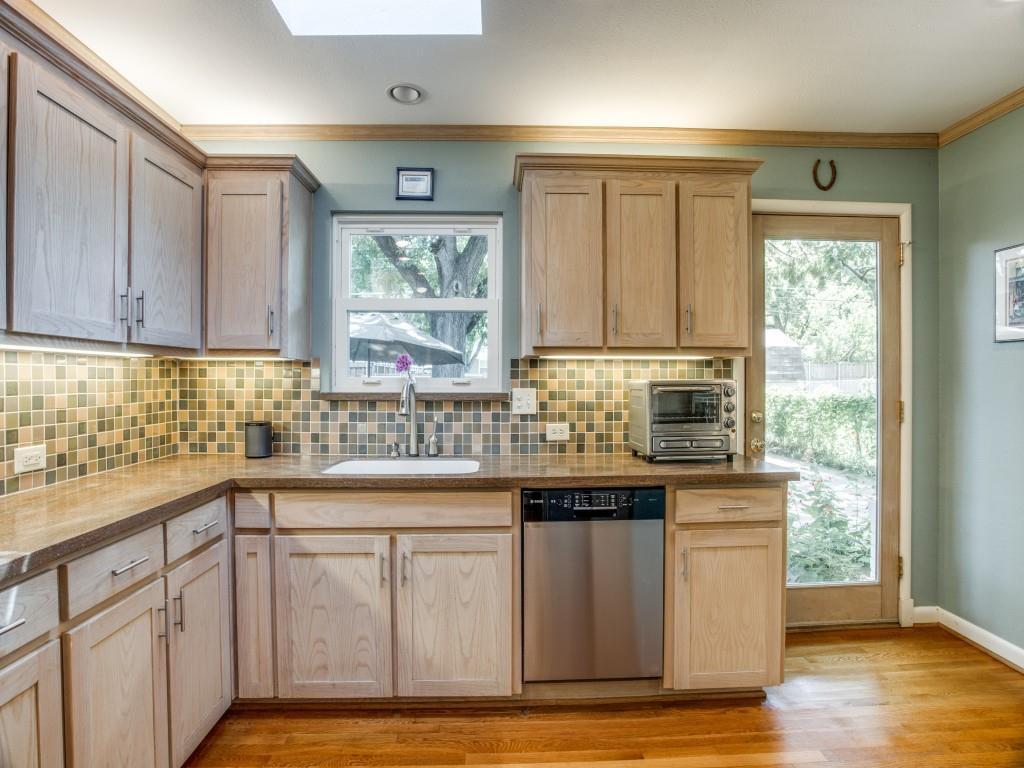 Active Option Contract | 6166 Woodcrest Lane Dallas, Texas 75214 15