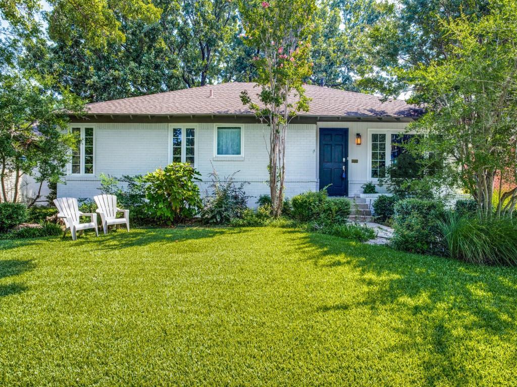 Active Option Contract | 6166 Woodcrest Lane Dallas, Texas 75214 2