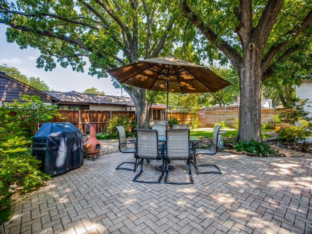 Active Option Contract | 6166 Woodcrest Lane Dallas, Texas 75214 23
