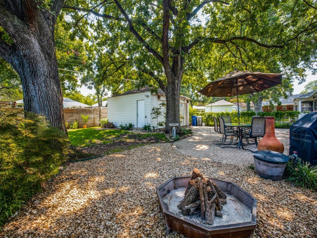 Active Option Contract | 6166 Woodcrest Lane Dallas, Texas 75214 24