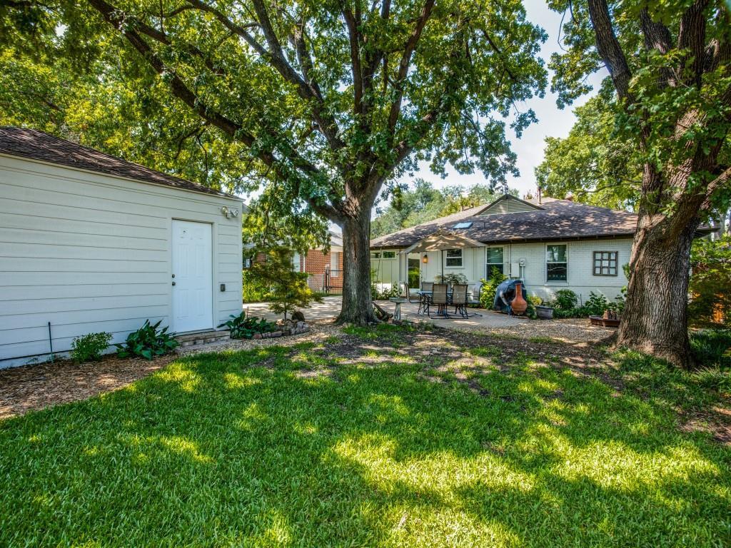 Active Option Contract | 6166 Woodcrest Lane Dallas, Texas 75214 25
