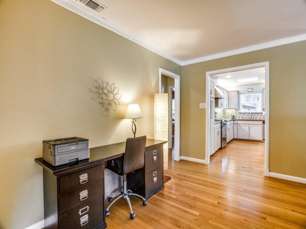 Active Option Contract | 6166 Woodcrest Lane Dallas, Texas 75214 4