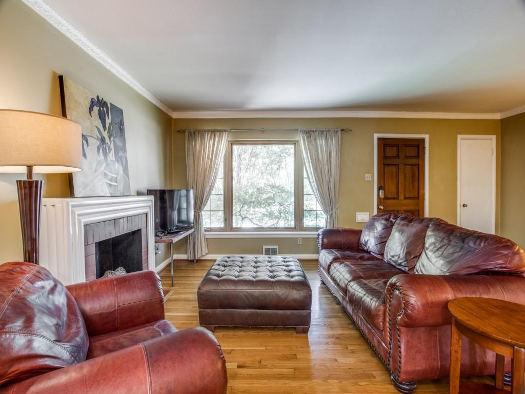 Active Option Contract | 6166 Woodcrest Lane Dallas, Texas 75214 6