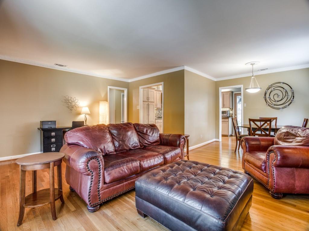 Active Option Contract | 6166 Woodcrest Lane Dallas, Texas 75214 8