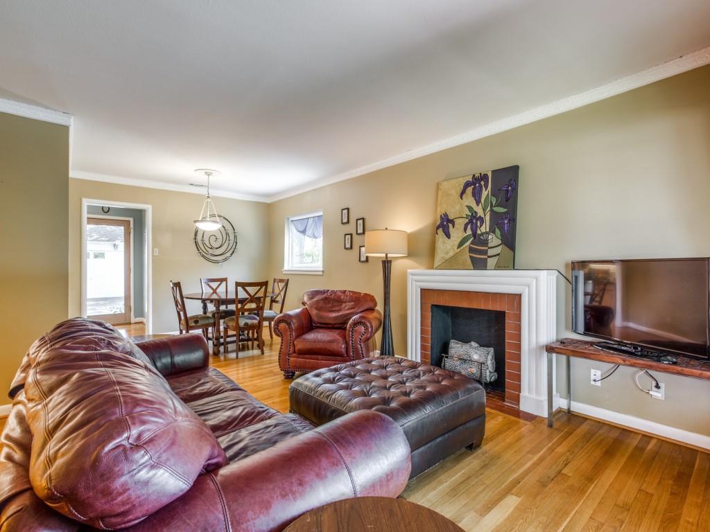 Active Option Contract | 6166 Woodcrest Lane Dallas, Texas 75214 9