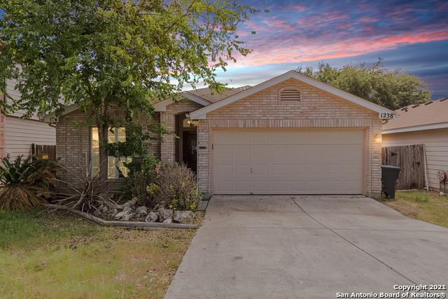 Active | 1238 COUGAR COUNTRY San Antonio, TX 78251 0