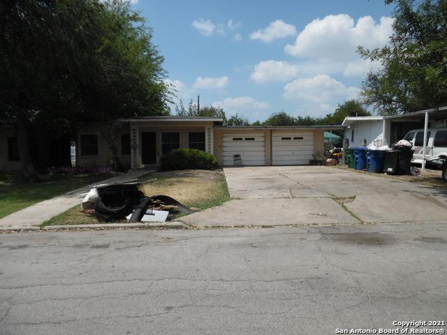 Active Option   123 IMOGENE San Antonio, TX 78223 1