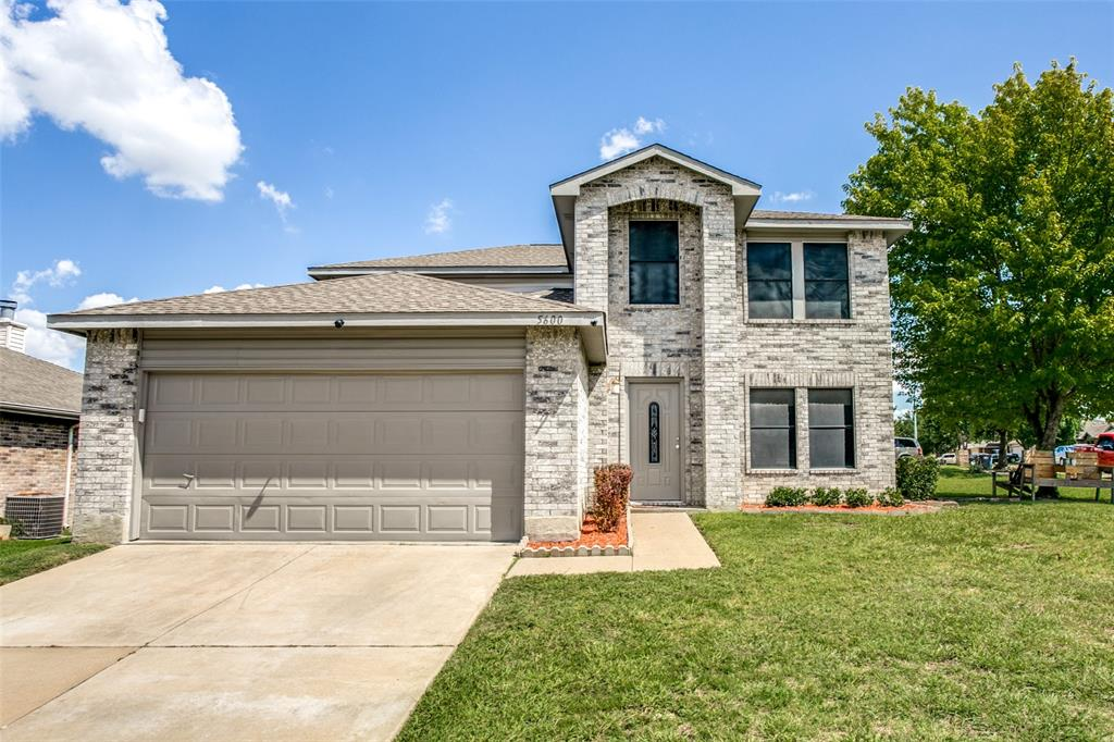 Active Option Contract | 5600 Ainsdale Drive Fort Worth, Texas 76135 1