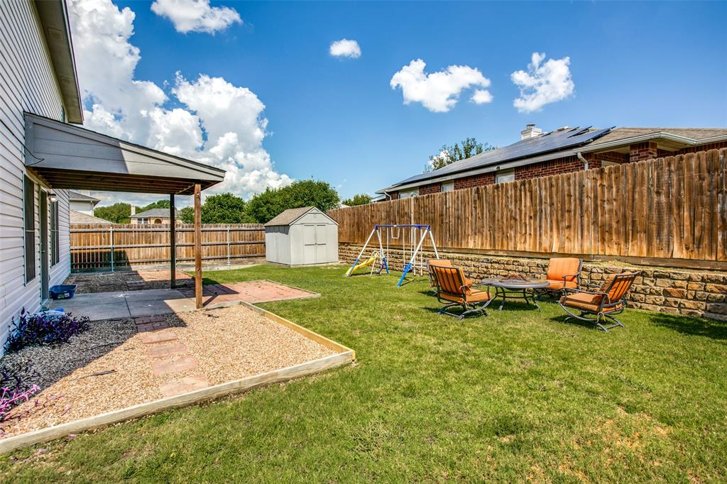 Active Option Contract | 5600 Ainsdale Drive Fort Worth, Texas 76135 25