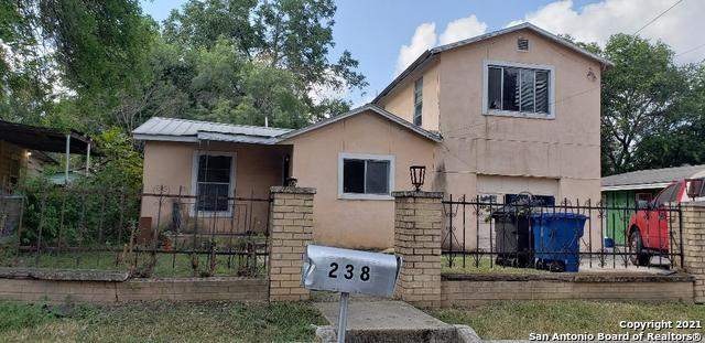 Active   238 DOOLITTLE ST San Antonio, TX 78211 0