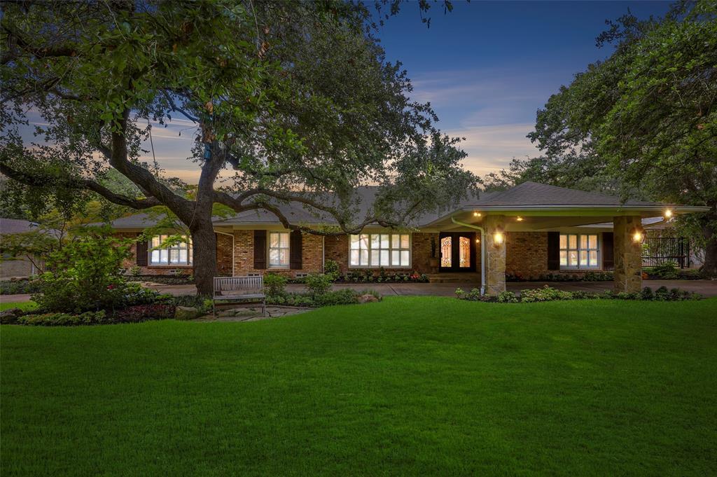 Active Option Contract | 4433 Melissa Lane Dallas, Texas 75229 1